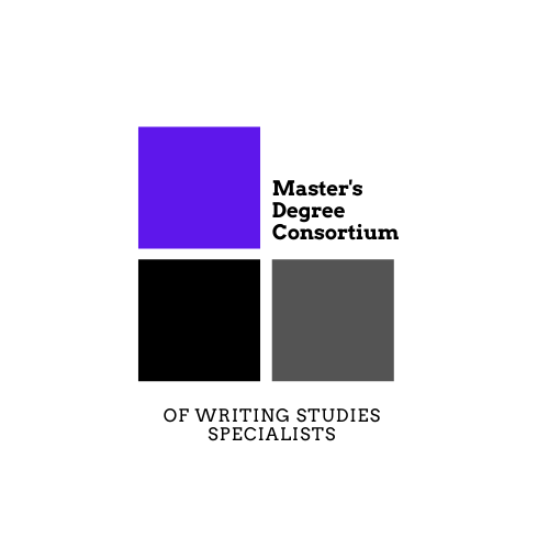 Master's Degree Consortium of Writing Studies Specialists